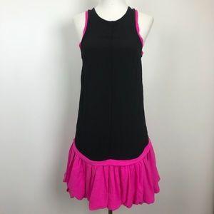 Camilla & Marc Black & Pink Dress